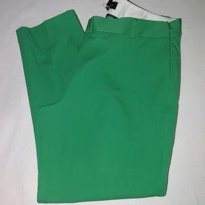 Talbots Green Dress Pants